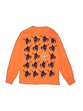 Rude Boyz Long Sleeve T-Shirt Size S (Youth)