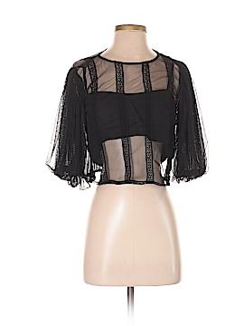 Trafaluc by Zara Short Sleeve Top Size XS