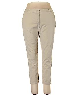 Talbots Khakis Size 11 - 13