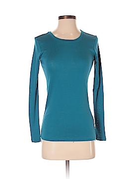 Daisy Fuentes Long Sleeve T-Shirt Size XS