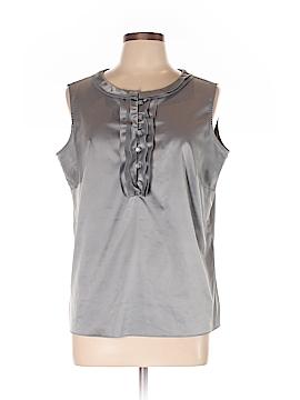Talbots Outlet Sleeveless Blouse Size 0X (Plus)