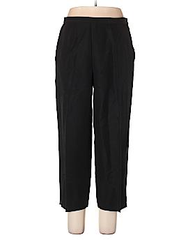 Casual Corner Annex Linen Pants Size 14