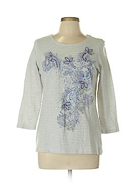 Laura Scott Long Sleeve T-Shirt Size M