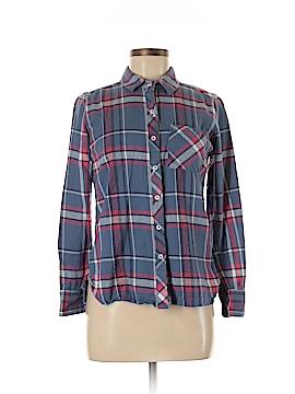Woolrich Long Sleeve Button-Down Shirt Size S