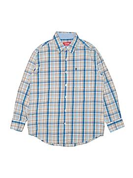 IZOD Long Sleeve Button-Down Shirt Size 11 - 12