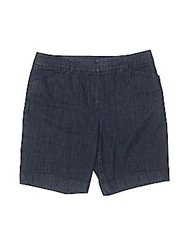 Jones New York Sport Denim Shorts Size 8