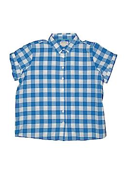 Johnnie b Short Sleeve Button-Down Shirt Size 13 - 14