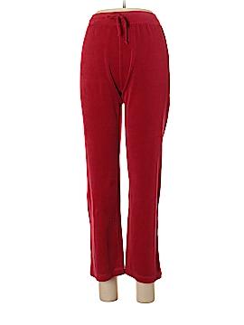 Kim Rogers Velour Pants Size S (Petite)