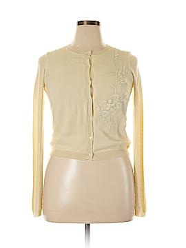 PureDKNY Silk Cardigan Size M