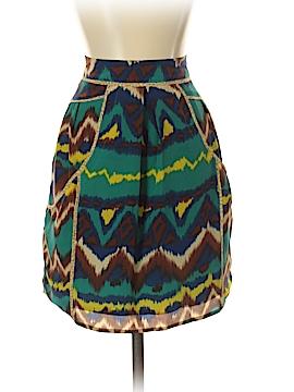 Gemma Silk Skirt Size S