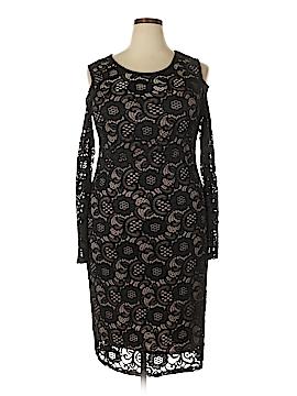 Tiana B. Casual Dress Size 18 (Plus)