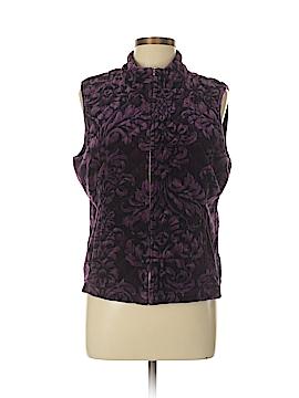 Charter Club Vest Size XL (Petite)