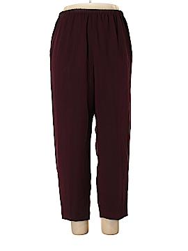 Leslie Fay Dress Pants Size 18 (Plus)