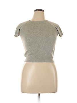 Katayone Adeli Silk Pullover Sweater Size L