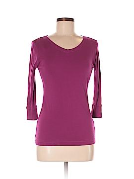 Cynthia Rowley for Marshalls 3/4 Sleeve T-Shirt Size M