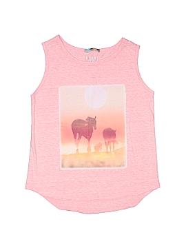 Xhilaration Sleeveless T-Shirt Size 6X