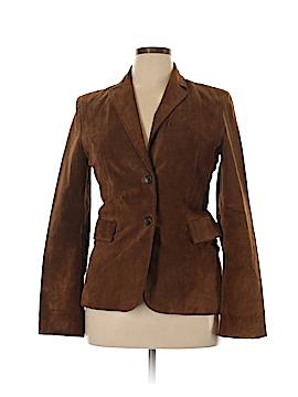 Banana Republic Leather Jacket Size 10
