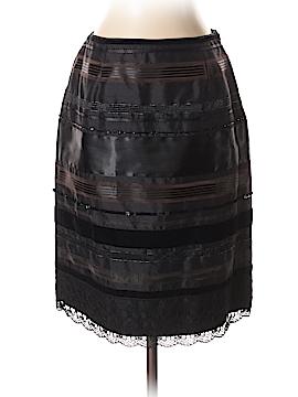 Alfani Silk Skirt Size 4 (Petite)