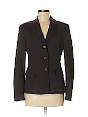 Victor by Victor Alfaro Women Wool Blazer Size 4