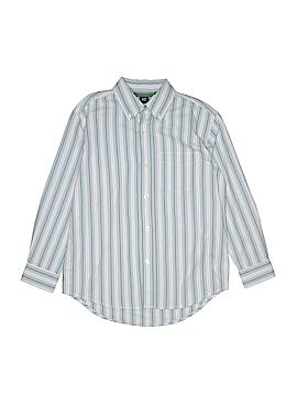 Gap Long Sleeve Button-Down Shirt Size 8