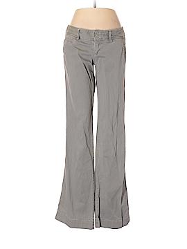 American Eagle Outfitters Khakis Size 4 LONG