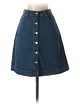 Gap Denim Skirt 29 Waist (Tall)