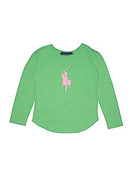 Ralph Lauren Long Sleeve T-Shirt Size 6X