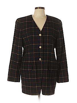 Chaus Wool Coat Size 12