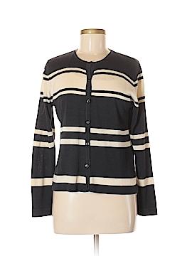 August Silk Silk Cardigan Size M