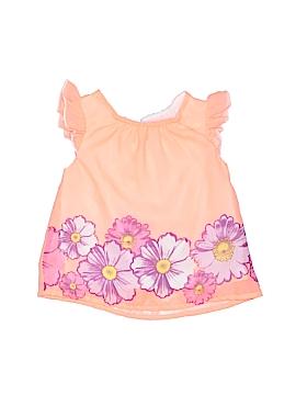 Healthtex Short Sleeve Blouse Size 0-3 mo