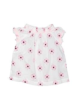 Arizona Jean Company Short Sleeve Blouse Size 12-18 mo