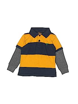 Wrangler Jeans Co Long Sleeve Polo Size 18 mo