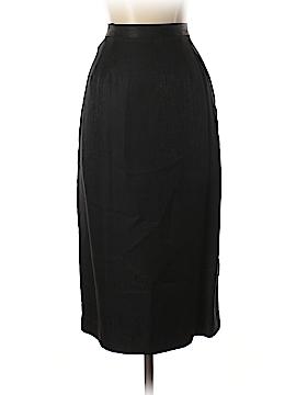 Adrianna Papell Silk Skirt Size 8