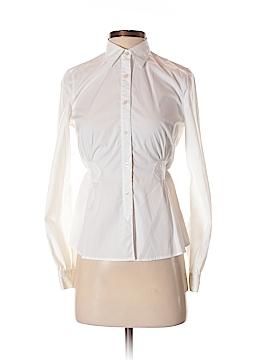Max Studio Long Sleeve Button-Down Shirt Size XS
