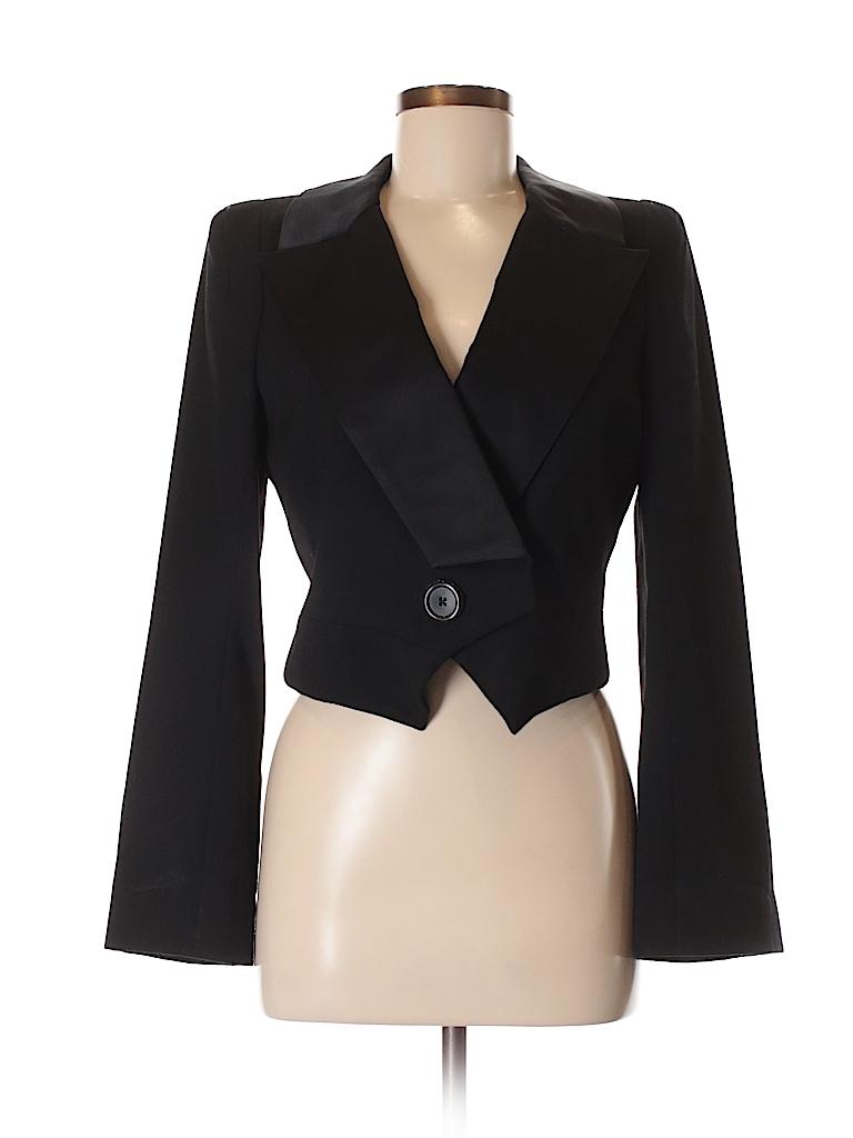 Marc Jacobs Women Wool Blazer Size 6