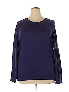 City Chic Turtleneck Sweater Size 22w Plus (Plus)