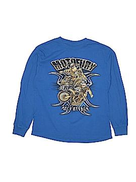 Rude Boyz Long Sleeve T-Shirt Size X-Large (Youth)