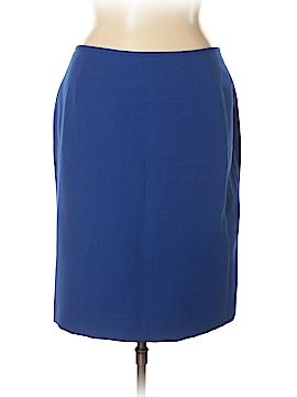Evan Picone Casual Skirt Size 16 (Petite)