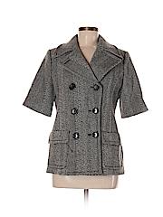 MICHAEL Michael Kors Women Wool Blazer Size M