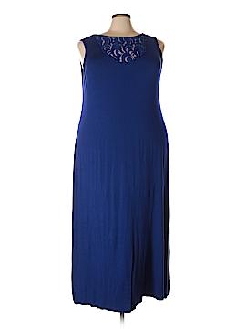 Catherine Malandrino Casual Dress Size 2X (Plus)