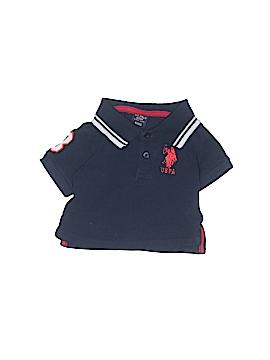 U.S. Polo Assn. Short Sleeve Polo Size 6-9 mo