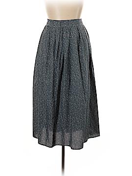 Workshop Silk Skirt Size L
