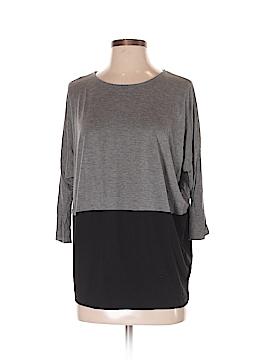 Zara W&B Collection 3/4 Sleeve T-Shirt Size S