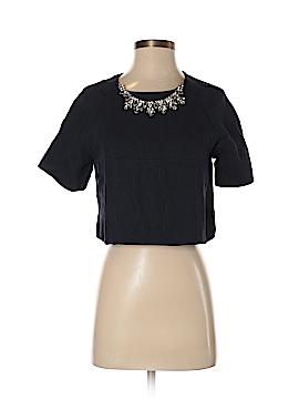 Everly Short Sleeve Blouse Size S