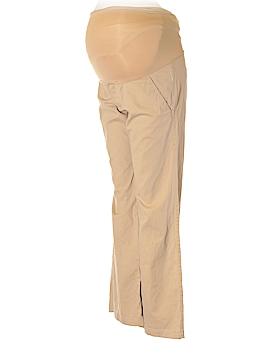Liz Lange Maternity Khakis Size 6 (Maternity)