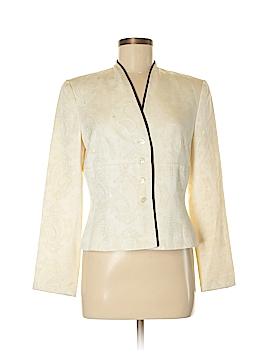 Philip Dicaprio Silk Blazer Size 8