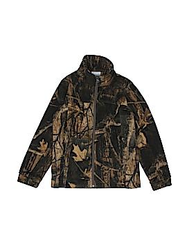 Columbia Fleece Jacket Size 7