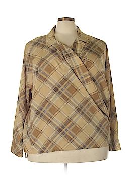Ralph Lauren Long Sleeve Blouse Size 3X (Plus)