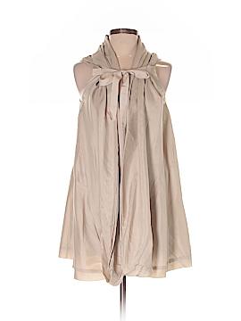 2b Rych Sleeveless Silk Top Size XS - Sm