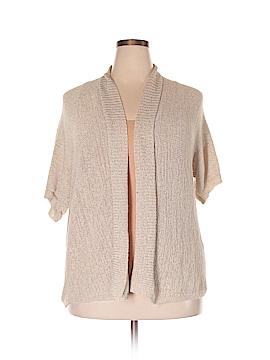 WD.NY Cardigan Size 1X (Plus)